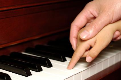 dạy đàn piano tại nhà