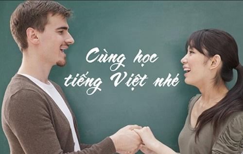 dạy tiếng việt cho người nước ngoài tphcm