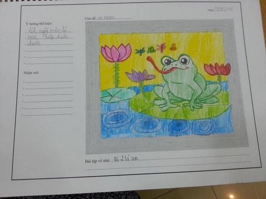 dạy vẽ tại nhà
